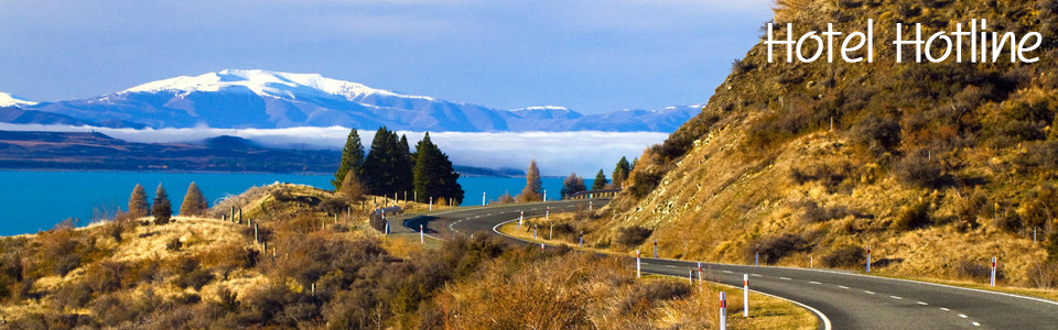 Where to stay in New Zealand